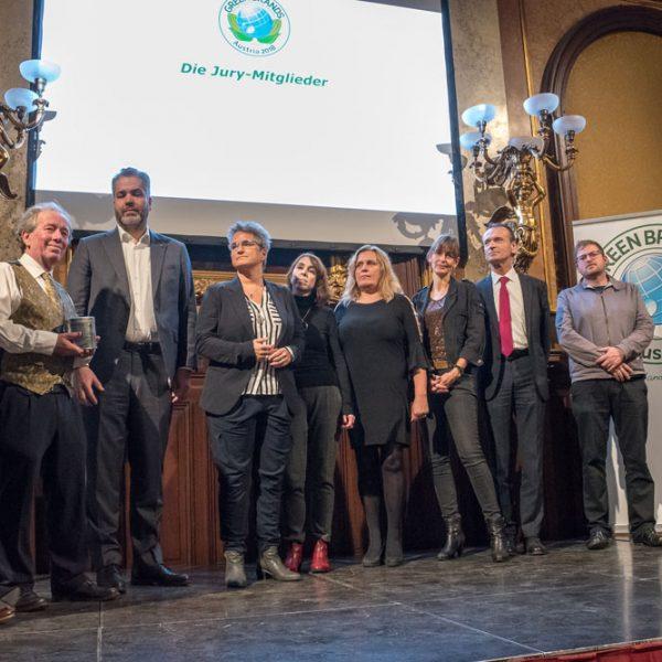GREEN BRANDS Austria 2018