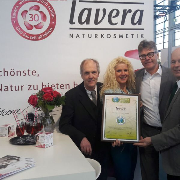 lavera Naturkosmetik Green Brand Feb 2017