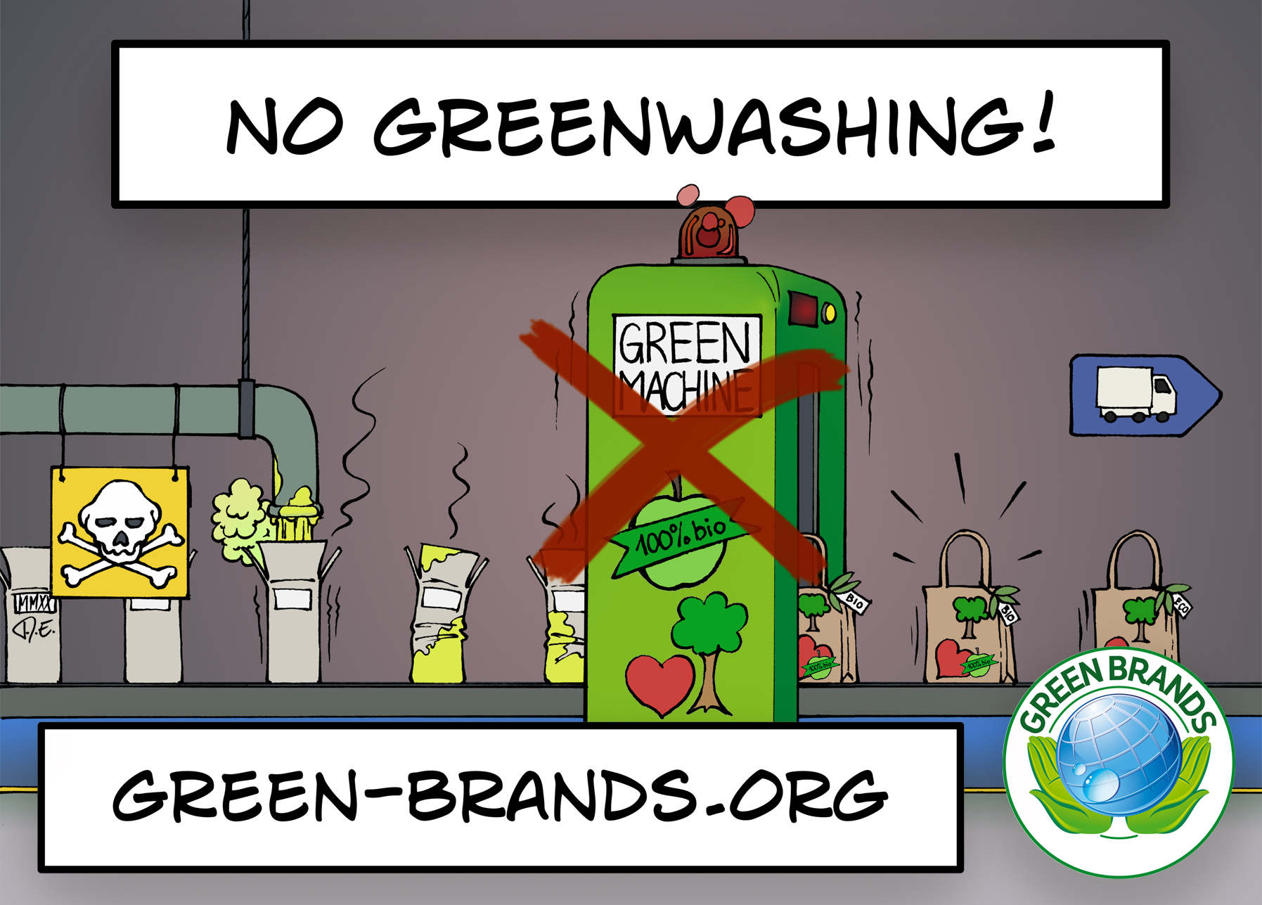 NO GREENWASHING