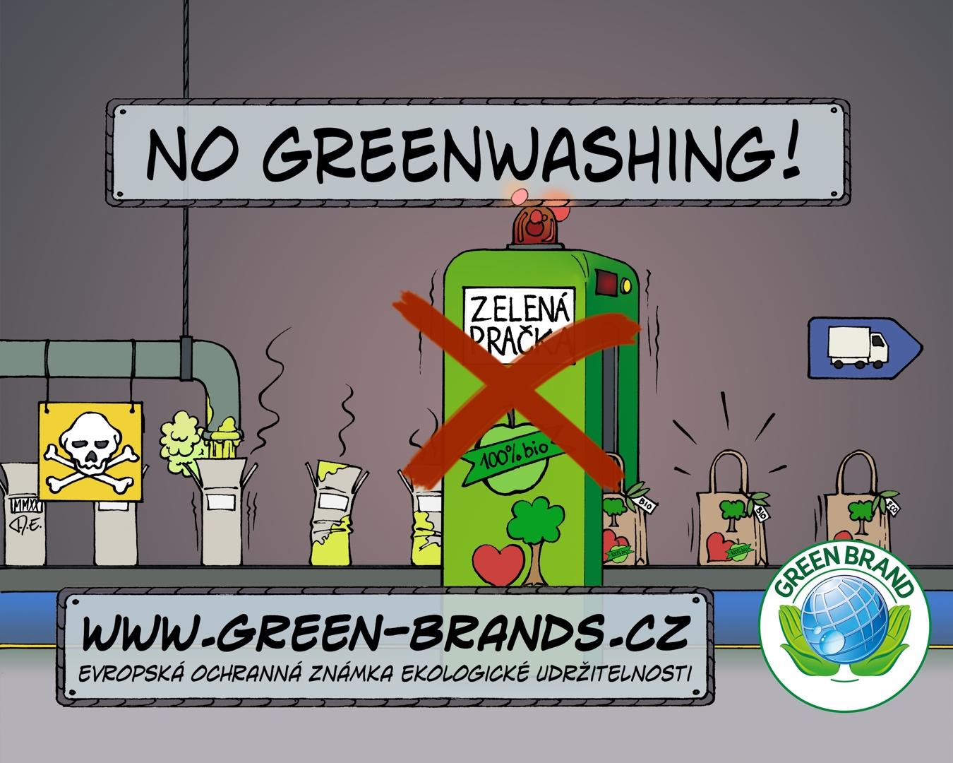 NO GREENWASHING